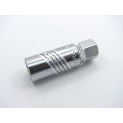 Bougie - Douille magnetic 3/8 - Hexa 16mm