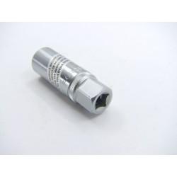 Bougie - Douille magnetic 3/8 - Hexa 18mm