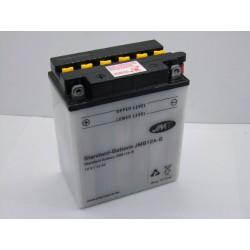 Batterie - 12v - ACIDE - YB12A-B - 134x80x160mm