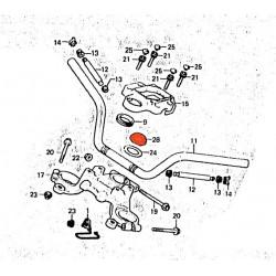Fourche - Ecrou de tige de direction -