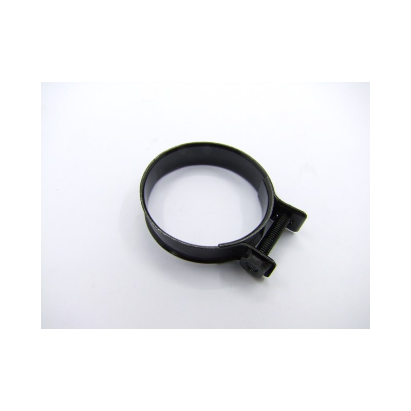 Collier NOIR  - ø 46-52mm - Larg. 11.80mm - (x1)