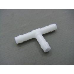 Durite - essence - Embout - Raccord en T -  ø 10.00 mm