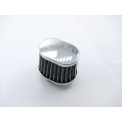Filtre a air - ø39mm - cornet - Oval - (x1)