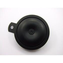 Avertisseur sonore - 12 Volt - Klaxon - NOIR - 90mm
