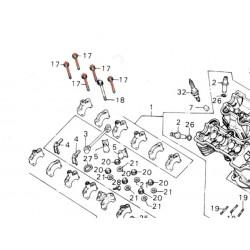 Moteur - Vis fixation palier - 6x48 - (x1)