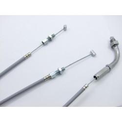 Cable - Accélérateur - Tirage - CB450K/500T  - Argent