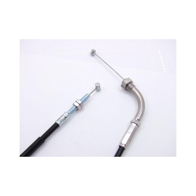 Cable - Accélérateur - Tirage A  - cb550/750 four - Guidon Haut