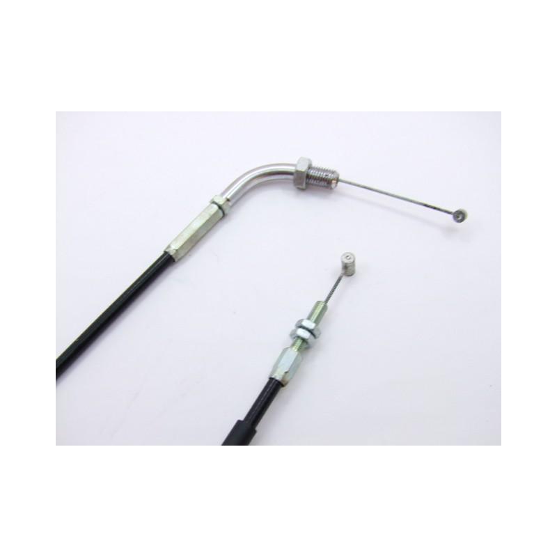 Cable - Accélérateur - Tirage A  - CB500/CB750 - lg-90cm