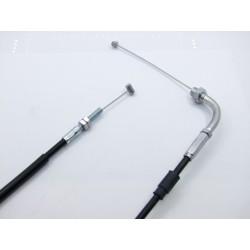 Cable - Accélérateur - Tirage A - cb750 four - k7/F2 - Lg 93cm