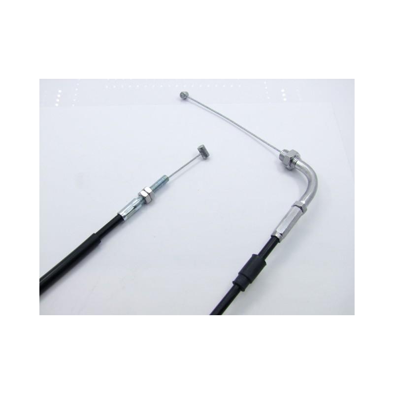 Cable - Accélérateur - Tirage A - CB550K - CB750k7/F2 - Lg 93cm
