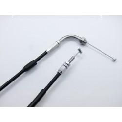 Cable - Accélérateur - Tirage A - CB250N/CB400N/CM400T - Guidon Bas