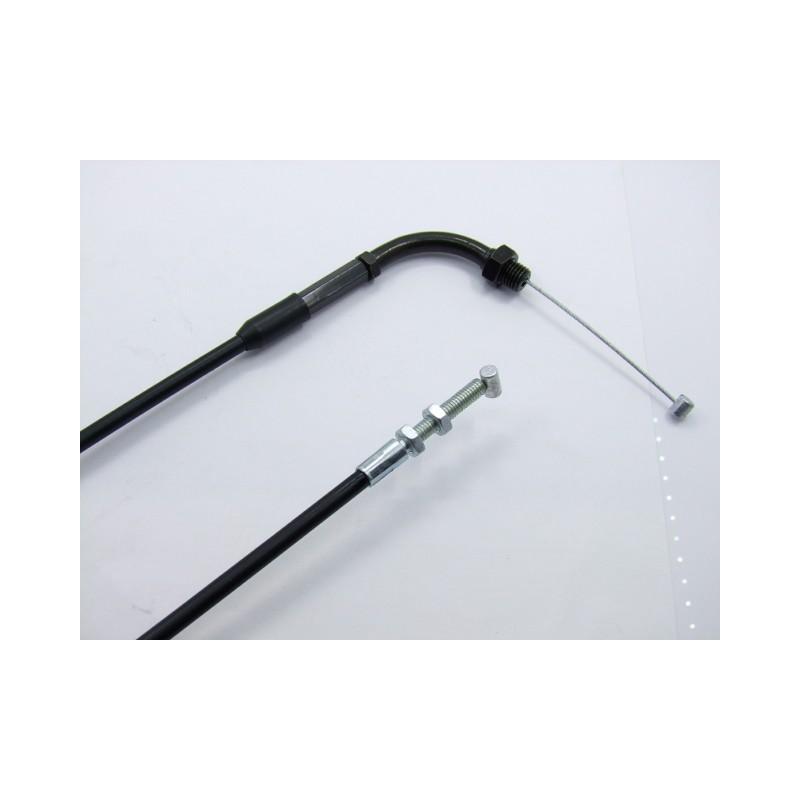Cable - Accélérateur - Tirage A - CX 500 - Lg - 105cm