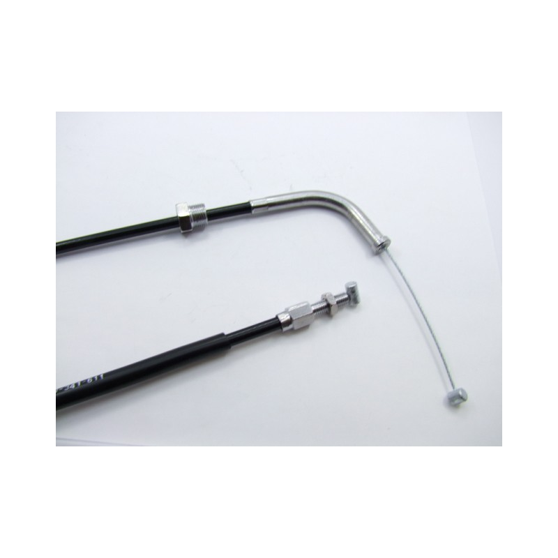 Cable - Accélérateur - Retour B  - CB500/CB750 - Lg-90cm