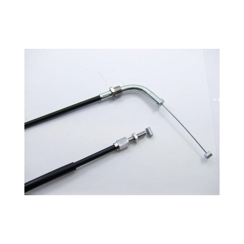 Cable - Accélérateur - Retour B - CB250N/CB400N /CM400T - guidon bas