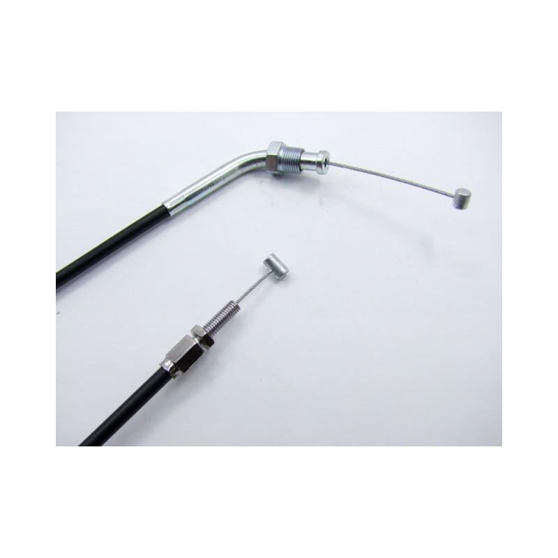 Cable - Accélérateur - Retour B - CX 500 - Long 105cm