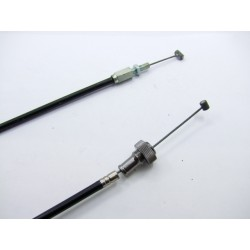 Cable - Accélérateur - Retour B - cbx550
