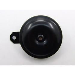 Avertisseur sonore - 6 Volt - Klaxon - Noir - 90mm