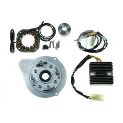 Alternateur - Rotor : kit de remplacement - CB650 - CB750 - CB900 - CB1100