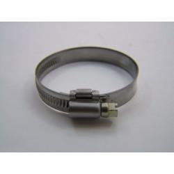 collier - zingué - 40-60mm - Larg. 12mm