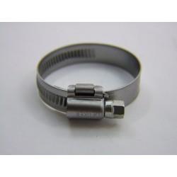 collier de serrage - zingué  - 30-45 mm - Larg. 12mm