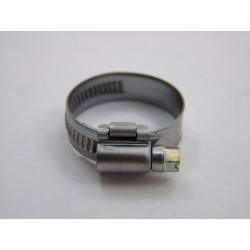 collier - zingué  - 20-32 mm - Larg. 12mm