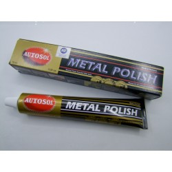 Polish AUTOSOL - CHROME