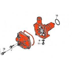 Moteur - Pompe a eau - complete - GL1500