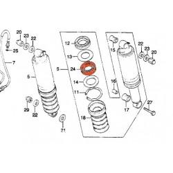Amortisseur - Joint Spy - 36x66x10.5 - GL1100/GL1200