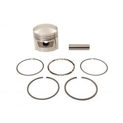 Moteur - Kit segment + piston - (+0.25) - CB750F2 - (sohc)