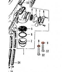 Robinet Essence - Joint de vis - (x2)