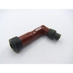 Bougie - Anti-parasite NGK XD-05F-R - (XD05F) - 102° - Rouge