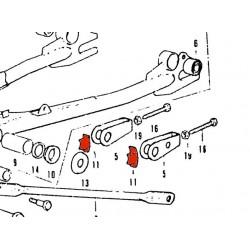 Transmission - arret de tension de chaine - (x1) - N'est plus disponible