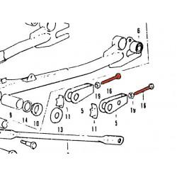 Transmission -  Vis de tension de chaine - (x1)