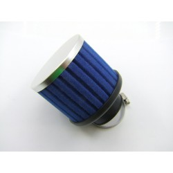 Filtre a air - ø 39mm - Mousse Bleu - (x1) -