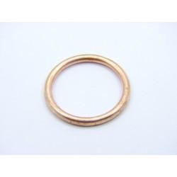 Echappement - Collecteur - joint Cuivre (x1) - 35x43x4mm
