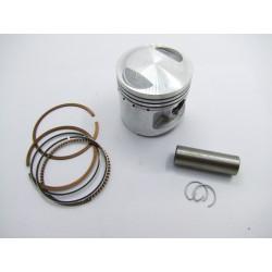Moteur - Kit piston-segment - (+0.00) - CB/SL/XL 125S