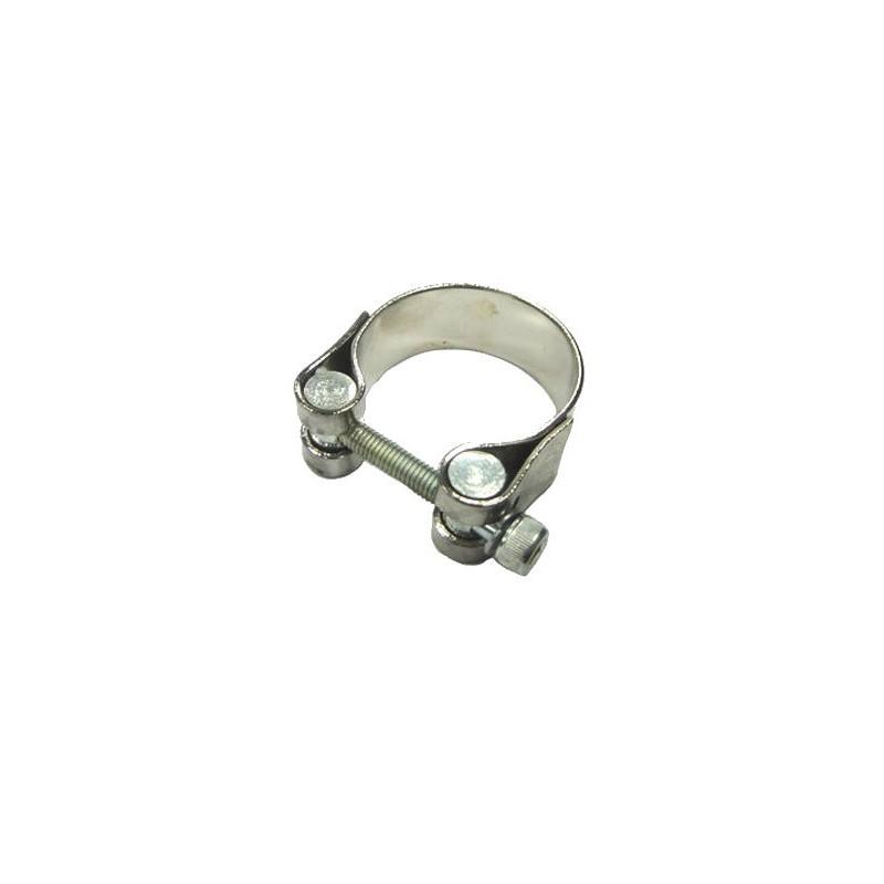 Echappement - Collier Chromé - 44-46 mm (x1)