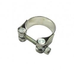 Echappement  - Collier Chromé - 43 mm (x1)