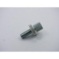 Arret gaine - tendeur de cable - Aluminium - M6 x1.00