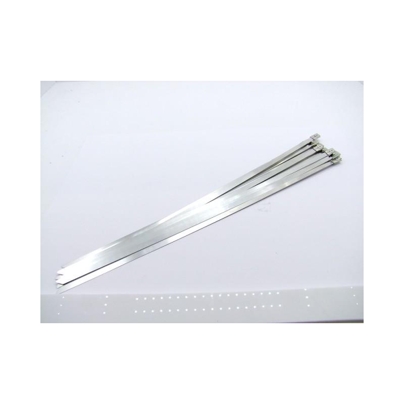 Echappement - serflex - collier de serrage - inox - 362x4.6 mm - (x10)
