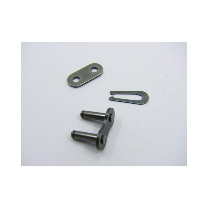 Transmission - Attache rapide a clipser -  - DID - M - 420 - Noir - avec joint