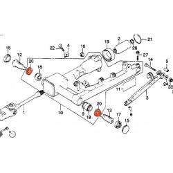 Bras oscillant - Joint Spy - 24x40x5mm - (x1)