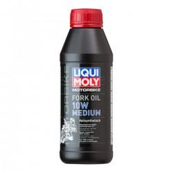 Fourche - Huile - Liqui Moly - SAE 10W - 0.5L