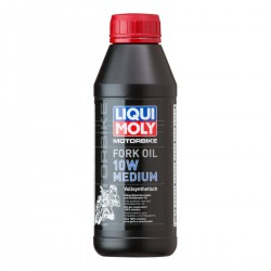Huile - Fourche - SAE 10W - Liqui Moly - 0.5L