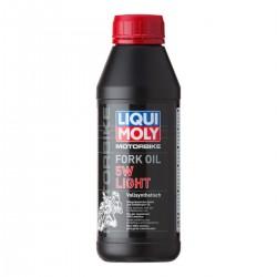 Huile - Fourche - SAE 5W - Liqui Moly - 0.5L