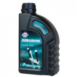 Fourche - huile - Silkolene - SAE 20W - 1 Litre