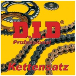 Transmission - Kit chaine - Ouvert - Argent - 428-118/15/47 - DID-HD