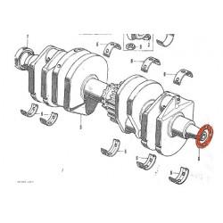 Moteur - Joint Spy - Vilebrequin - (x1) - 30x45x8 - CB/CM/CBX 250/400/550/650