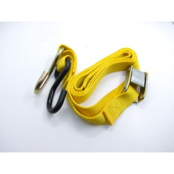 Sangle de serrage - 25mm x 3.5 m - 725kg - Jaune