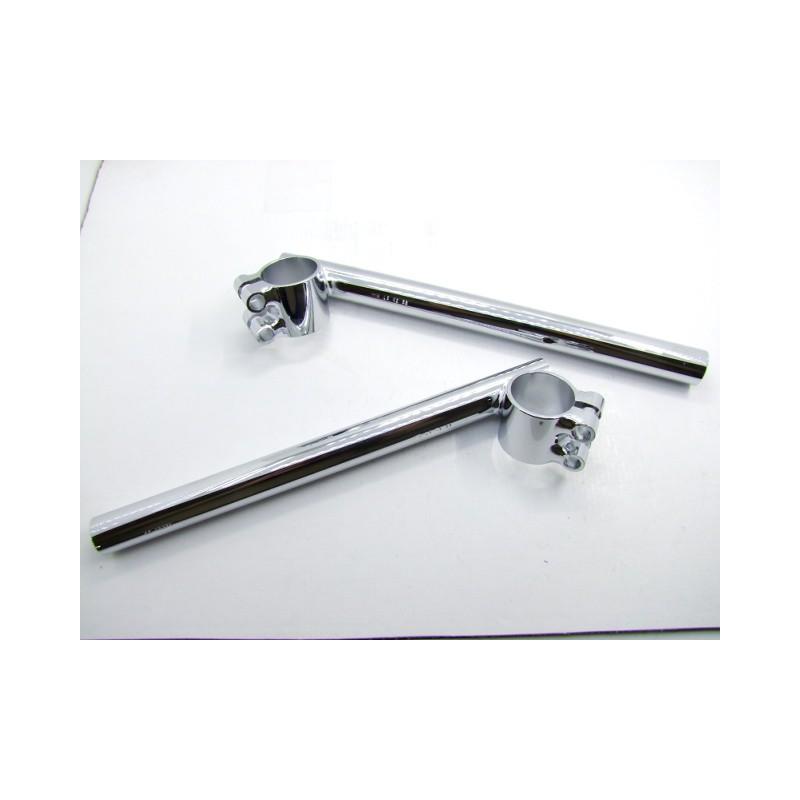 Guidon ø22mm - bracelet - ø 28.00mm - chrome